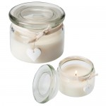 1070 - Scented Candle in Glass Jar